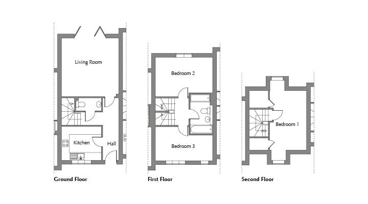York lodge in marlborough wiltshire for Marlborough house floor plan