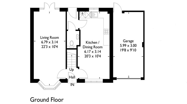 Plot 1 - Ground Floor