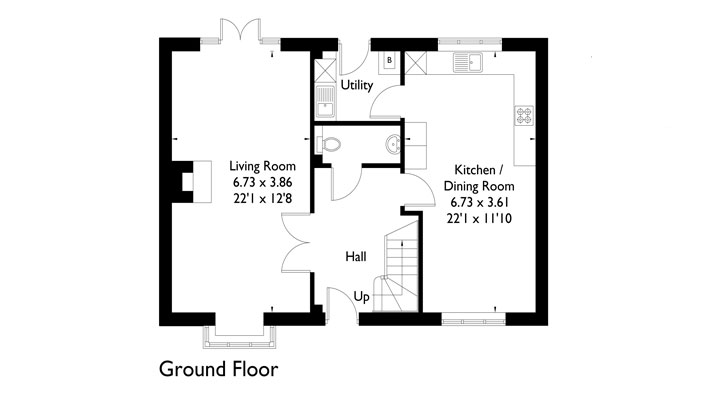 Plot 2 - Ground Floor